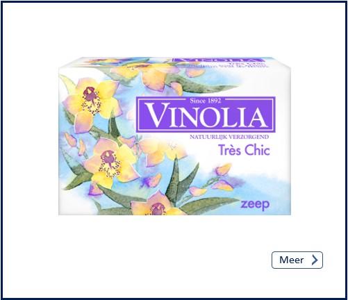 Tres chic zeep Vinolia